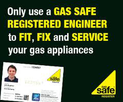 Use a Gas Safe Engineer